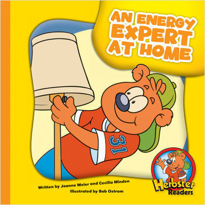 Cover: An Energy Expert at Home