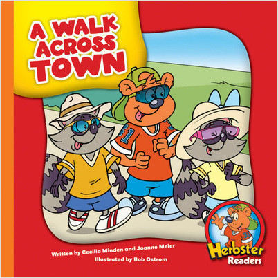 Cover: A Walk Across Town