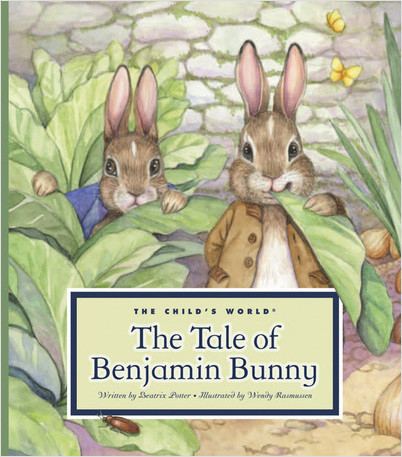 Cover: The Tale of Benjamin Bunny