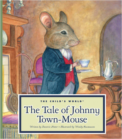 Cover: The Tale of Johnny Town-Mouse