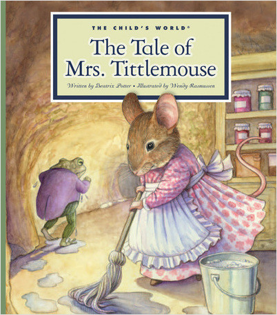 Cover: The Tale of Mrs. Tittlemouse