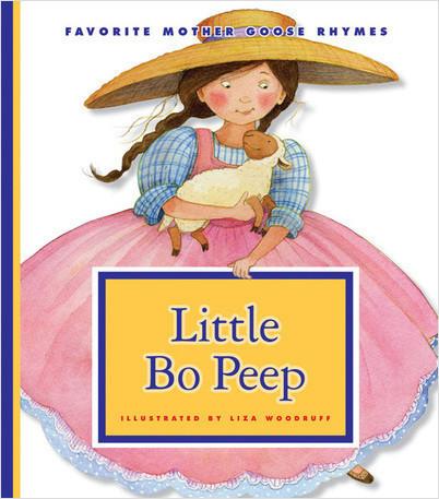 Cover: Little Bo Peep