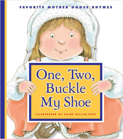 Cover: One, Two, Buckle My Shoe