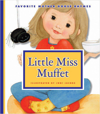 Cover: Little Miss Muffet