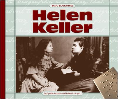 Cover: Helen Keller