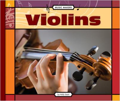 Cover: Violins