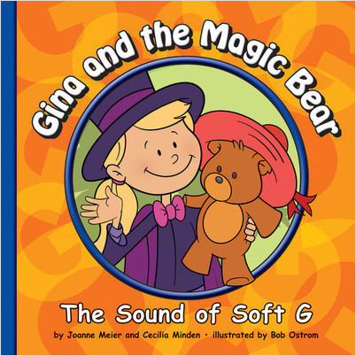 Cover: Gina and the Magic Bear: The Sound of Soft G