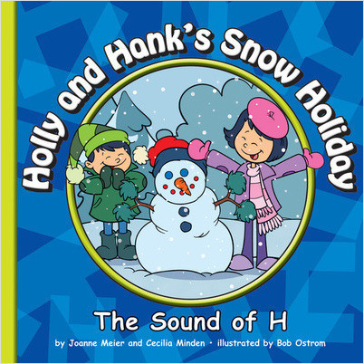 Cover: Holly and Hank's Snow Holiday: The Sound of H