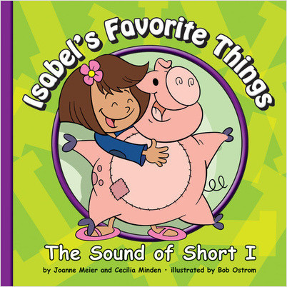 Cover: Isabel's Favorite Things: The Sound of Short I