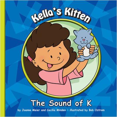 Cover: Kella's Kitten: The Sound of K
