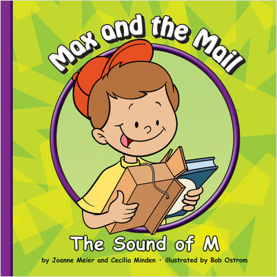 Cover: Max and the Mail: The Sound of M