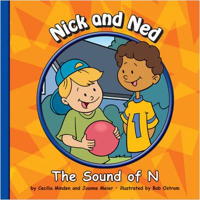 Cover: Nick and Ned: The Sound of N
