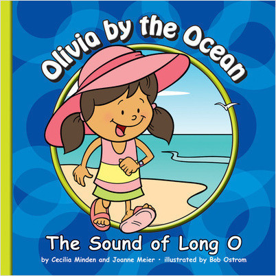 Cover: Olivia by the Ocean: The Sound of Long O