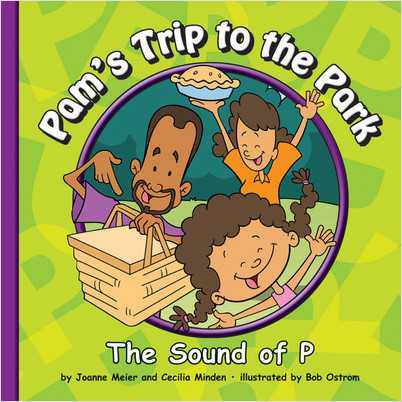 Cover: Pam's Trip to the Park: The Sound of P
