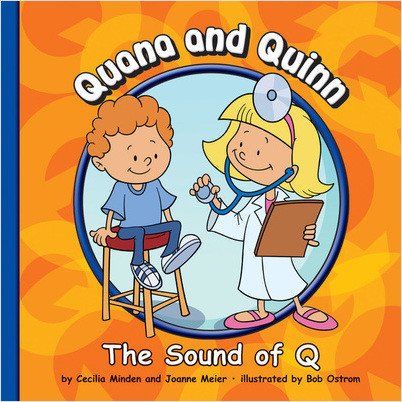 Cover: Quana and Quinn: The Sound of Q