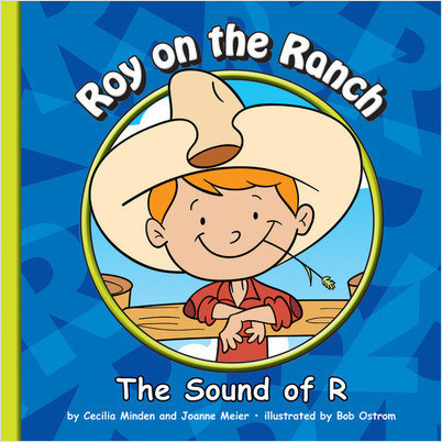 Cover: Roy on the Ranch: The Sound of R