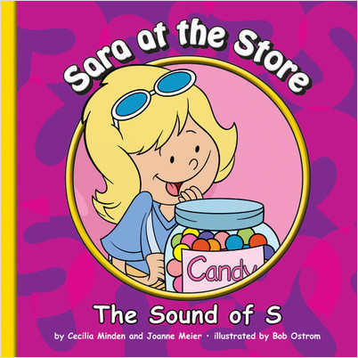 Cover: Sara at the Store: The Sound of S