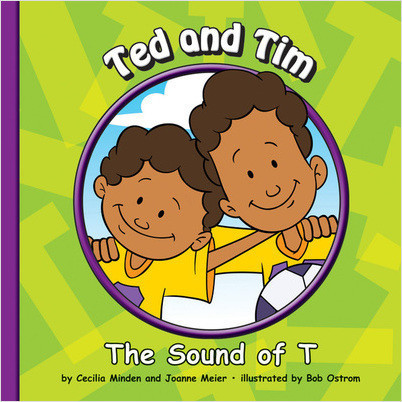 Cover: Ted and Tim: The Sound of T