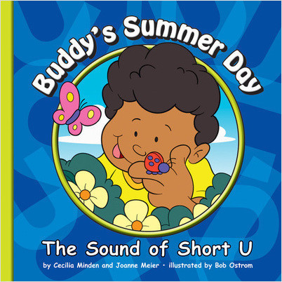 Cover: Buddy's Summer Day: The Sound of Short U