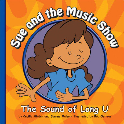 Cover: Sue and the Music Show: The Sound of Long U