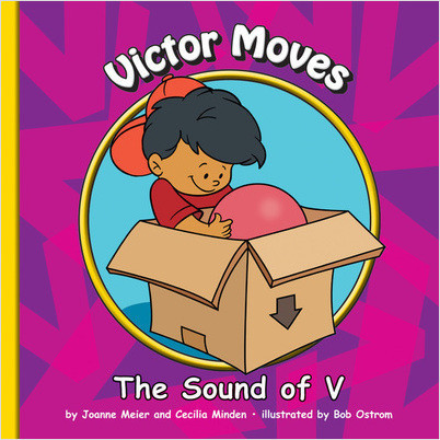Cover: Victor Moves: The Sound of V