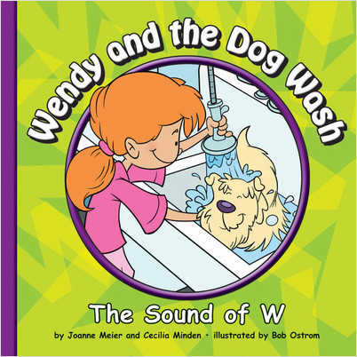 Cover: Wendy and the Dog Wash: The Sound of W
