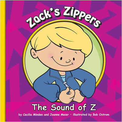 Cover: Zack's Zippers: The Sound of Z
