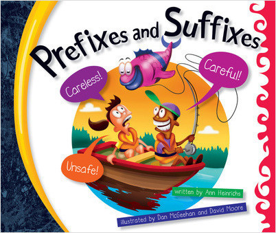 Cover: Prefixes and Suffixes