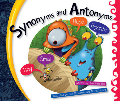 Cover: Synonyms and Antonyms