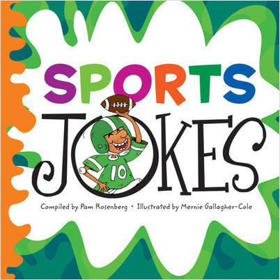 Cover: Sports Jokes