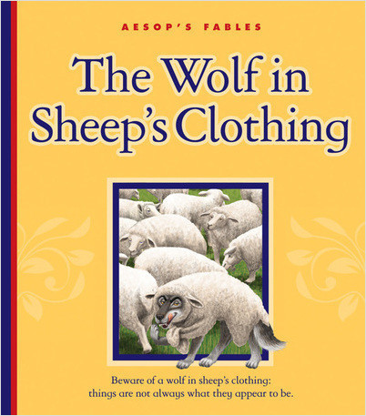 Cover: The Wolf in Sheep's Clothing