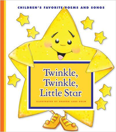 Cover: Twinkle, Twinkle, Little Star