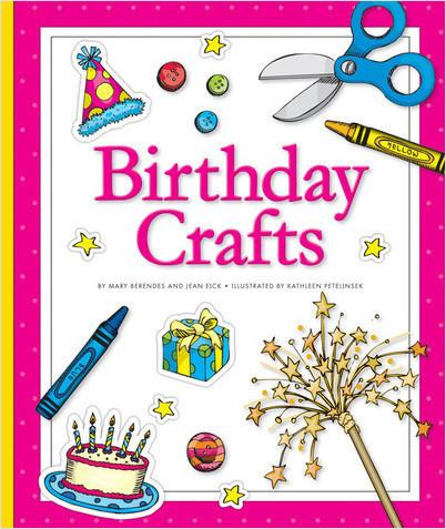 Cover: Birthday Crafts