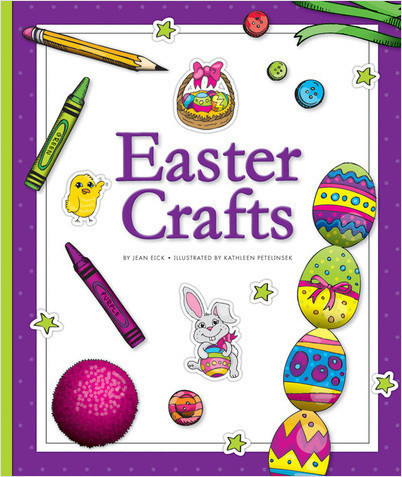 Cover: Easter Crafts