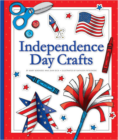 Cover: Independence Day Crafts