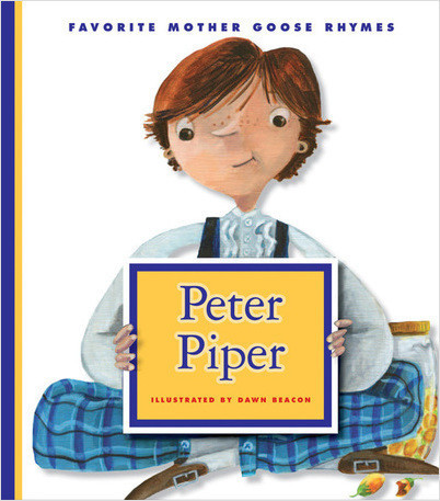 Cover: Peter Piper