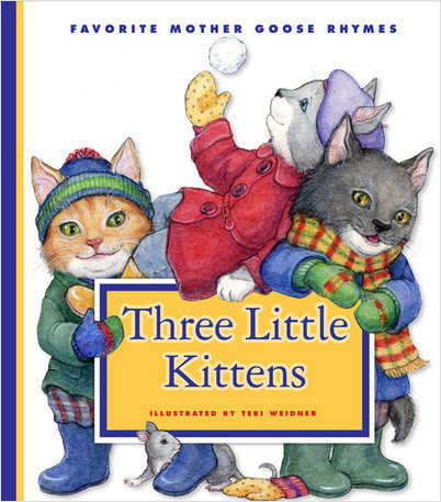 Cover: Three Little Kittens