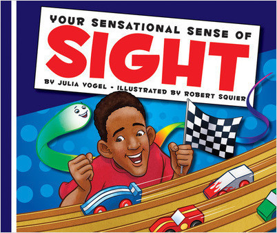 Cover: Your Sensational Sense of Sight