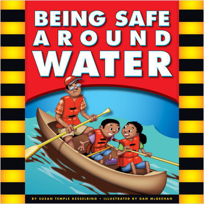 Cover: Being Safe around Water