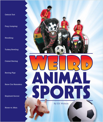 Cover: Weird Animal Sports
