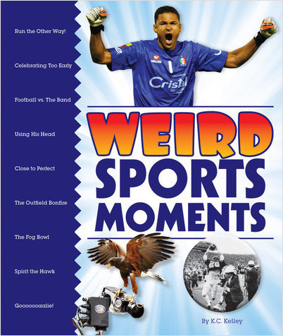 Cover: Weird Sports Moments