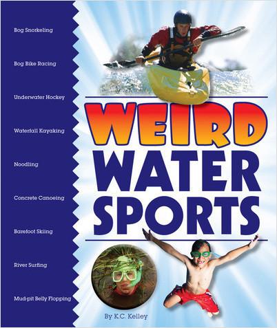 Cover: Weird Water Sports