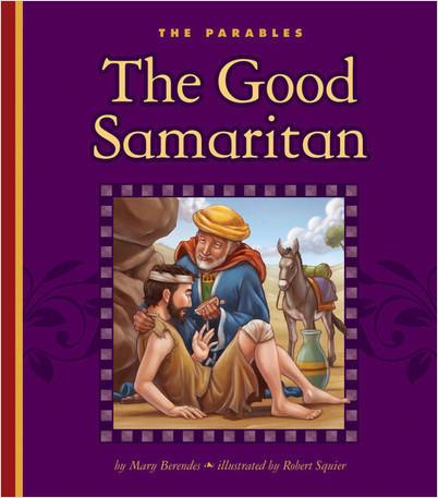 Cover: The Good Samaritan