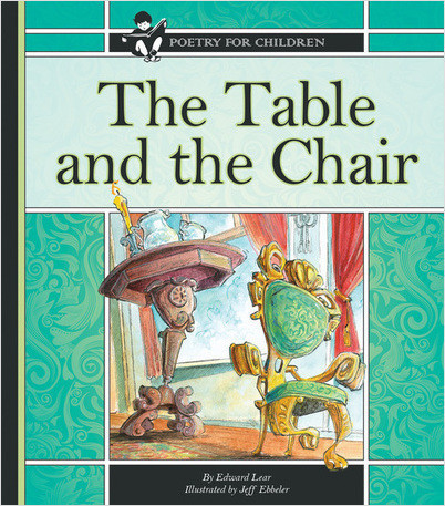 Cover: The Table and the Chair