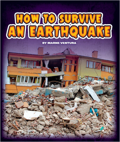 Cover: How to Survive an Earthquake