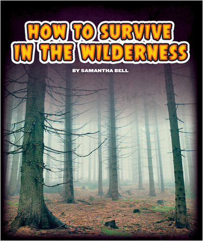 Cover: How to Survive in the Wilderness