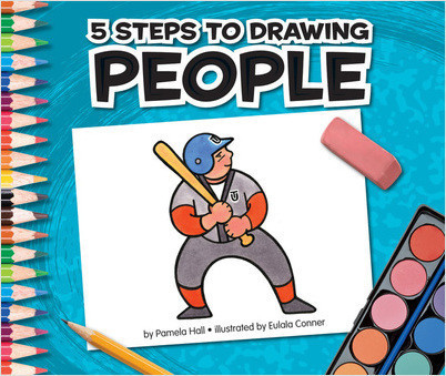 Cover: 5 Steps to Drawing People