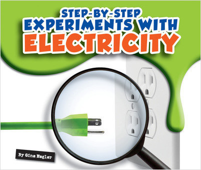 Cover: Step-by-Step Experiments with Electricity