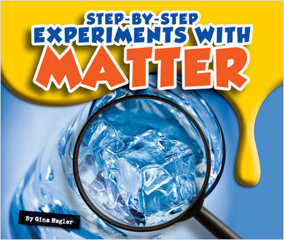 Cover: Step-by-Step Experiments with Matter
