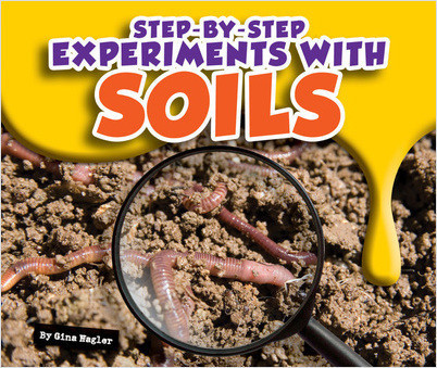 Cover: Step-by-Step Experiments with Soils